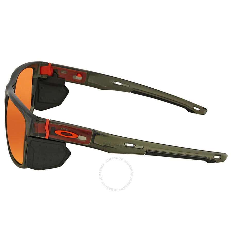 58cdb678fd3 ... Oakley Crossrange Prizm Ruby Rectangular Men s Sunglasses OO9361 936111  57 ...