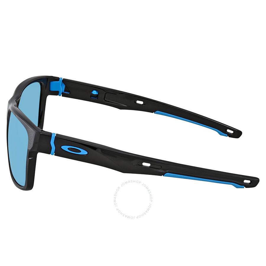 4ac07c9fa4 ... Oakley Crossrange Prizm Sapphire Rectangular Men s Sunglasses OO9361  936113 57 ...