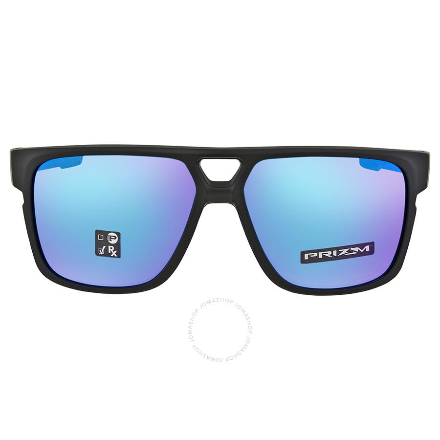7780b2bee1 ... Oakley Crossrange Prizm Sapphire Rectangular Men s Sunglasses OO9382  938210 60 ...