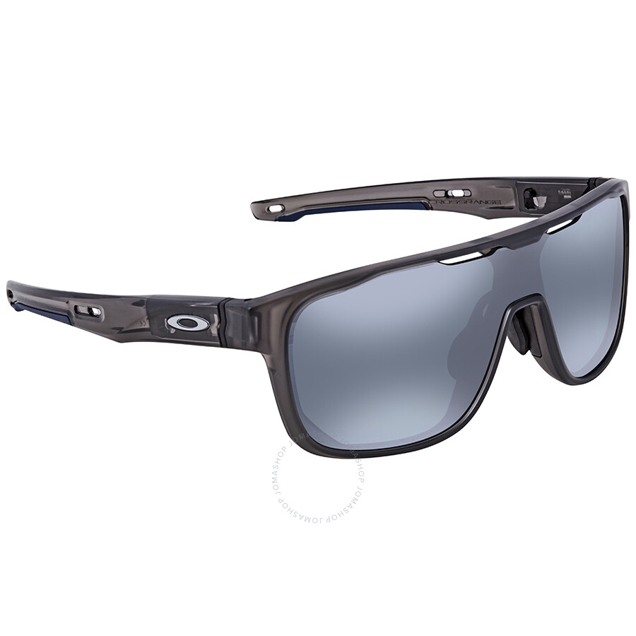 f83bb2711f Oakley Crossrange Shield Prizm Black Sport Asia Fit Sunglasses OO9390  939002 31