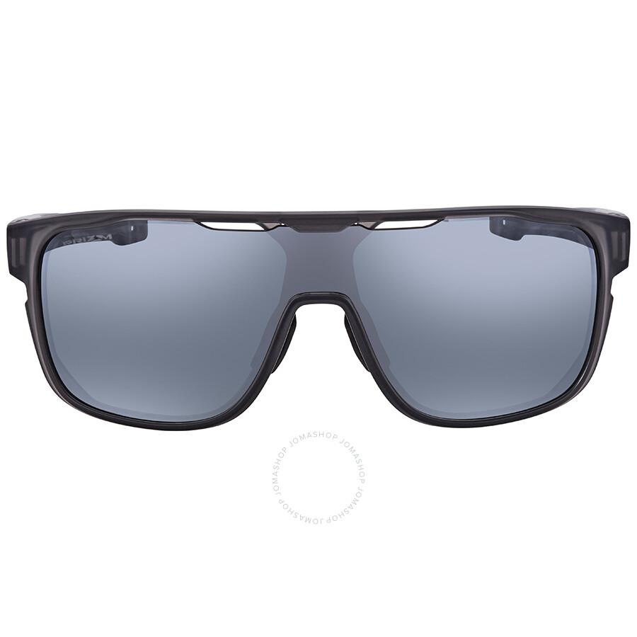 758134bfa15 Oakley Crossrange Shield Prizm Black Sport Asia Fit Sunglasses OO9390  939002 31