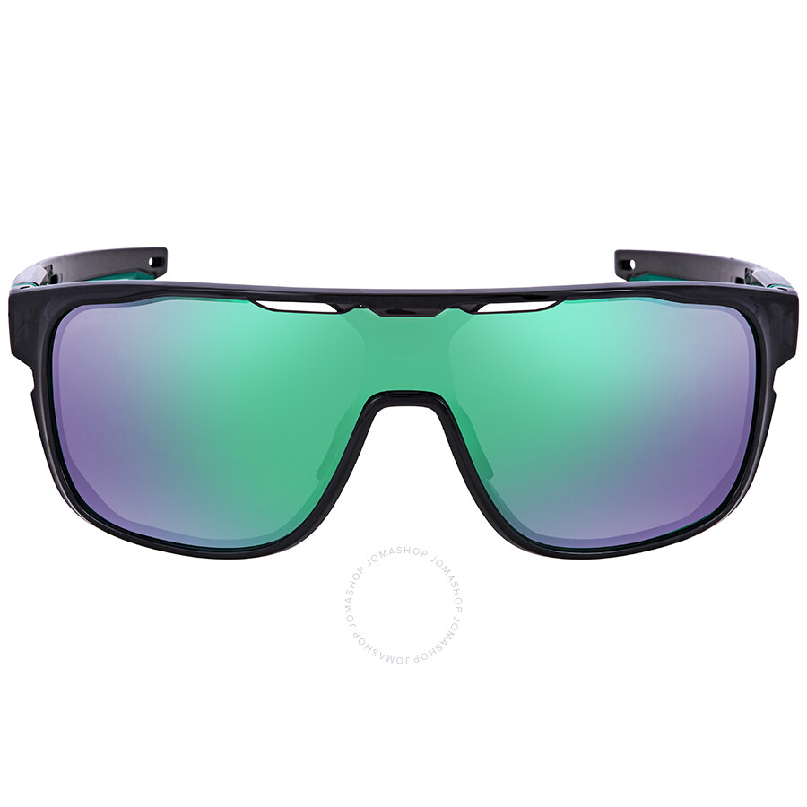 c48ee42676 Oakley Crossrange Shield Prizm Jade Sport Men s Sunglasses OO9387 938703 31