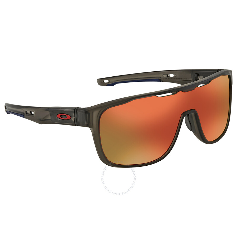 7f99509dec Oakley Crossrange Shield Prizm Ruby Sport Men s Sunglasses OO9387 938704 31