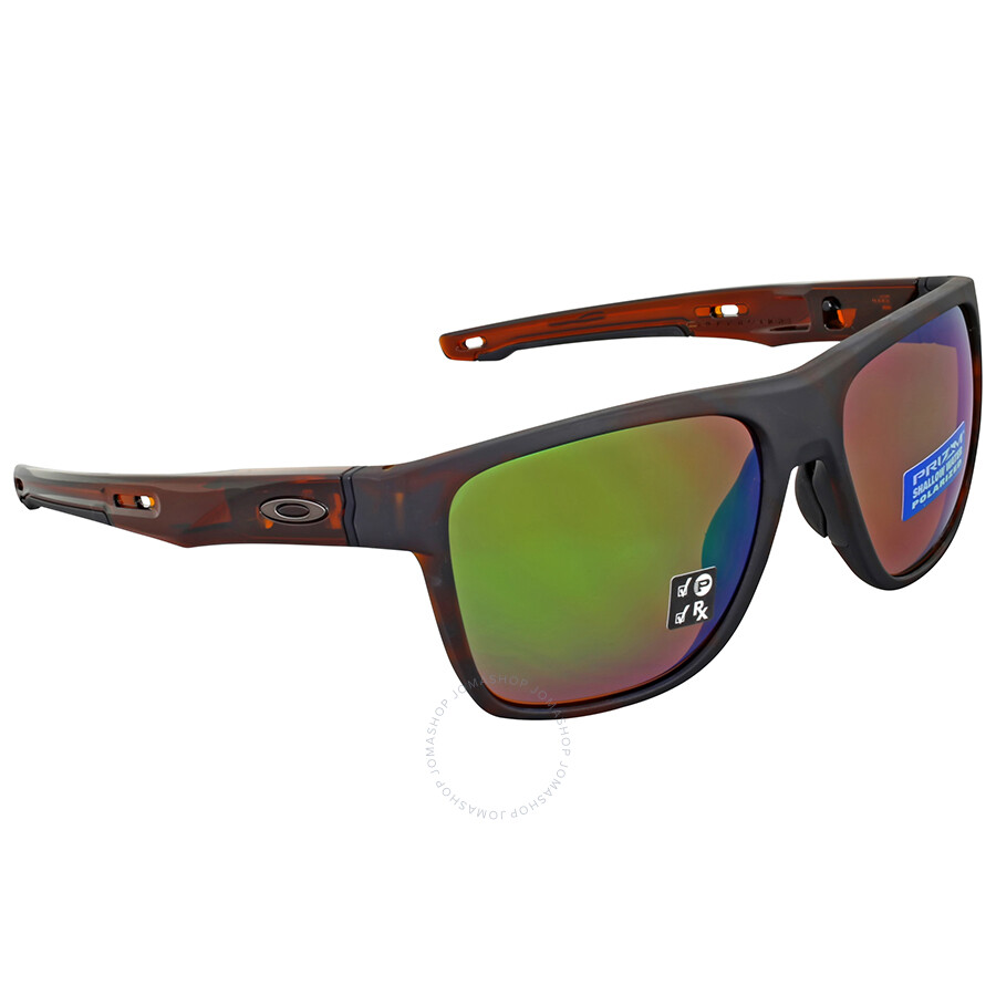 oakley crossrange prizm deep water