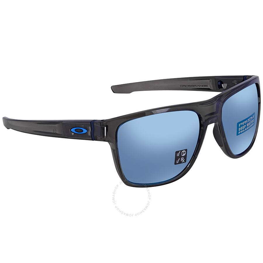 1109ac6ed69 Oakley Crossrange XL Prizm Deep H2O Square Men s Sunglasses OO9360 936024  58 ...