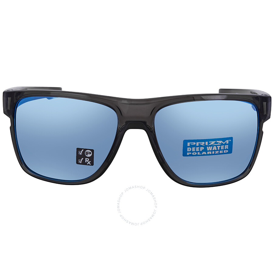 ec5cadcf1dd ... Oakley Crossrange XL Prizm Deep H2O Square Men s Sunglasses OO9360  936024 58 ...