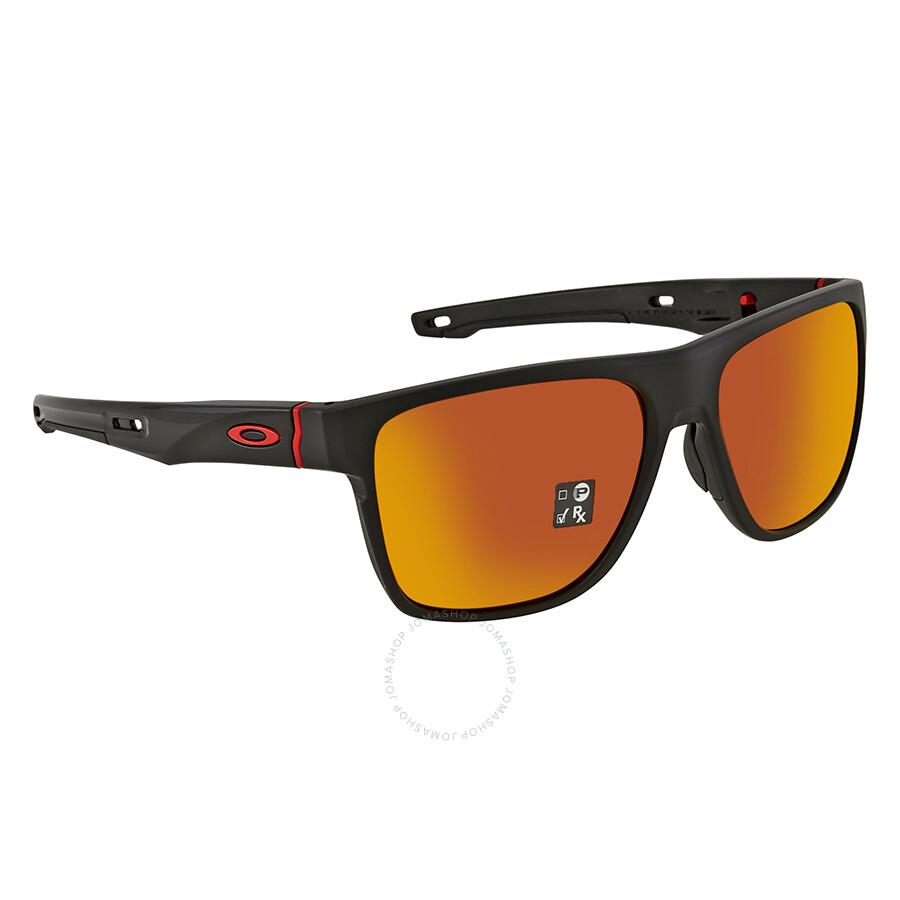 d10b73fea0 Oakley Crossrange XL Prizm Ruby Square Men s Sunglasses OO9360 936012 58