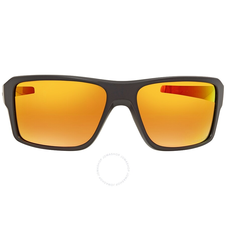1e527ff9b0294 ... Oakley Double Edge Polarized Prizm Ruby Rectangular Men s Sunglasses  OO9380-938005-66 ...