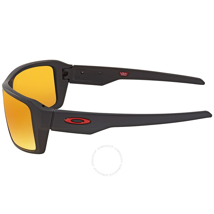 0b95c36224a ... Oakley Double Edge Polarized Prizm Ruby Rectangular Men s Sunglasses  OO9380-938005-66