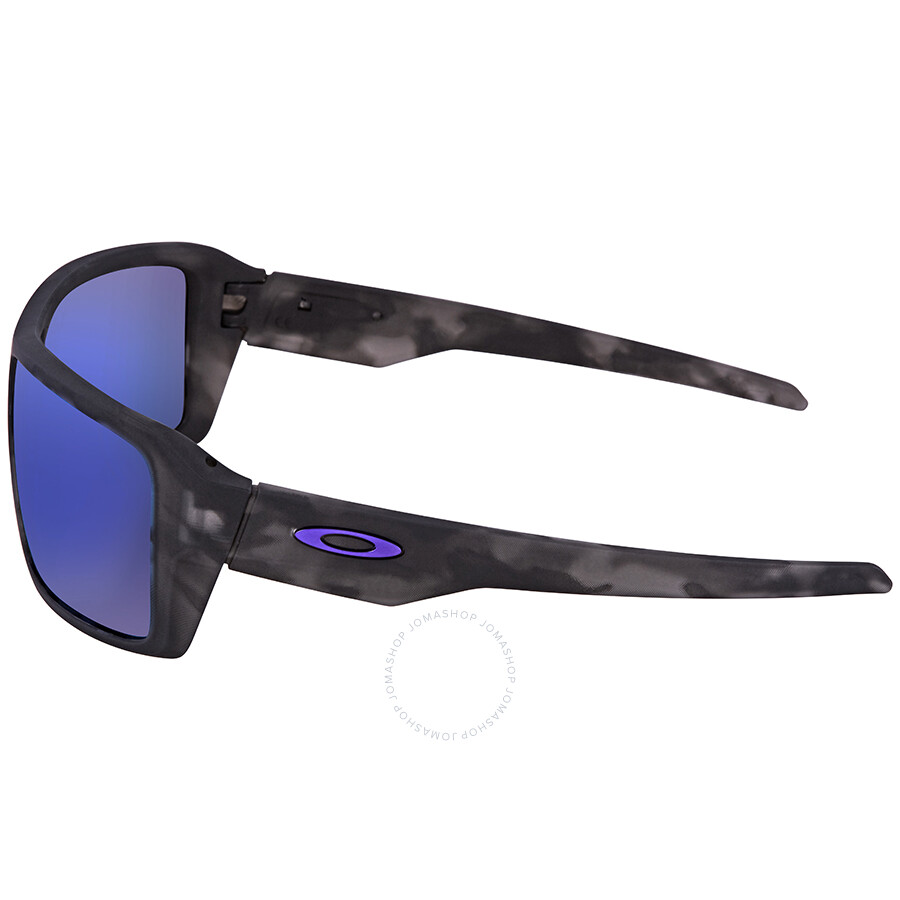 e9efee32f3 ... Oakley Double Edge Violet Iridium Rectangular Men s Sunglasses OO9380 -938004-66