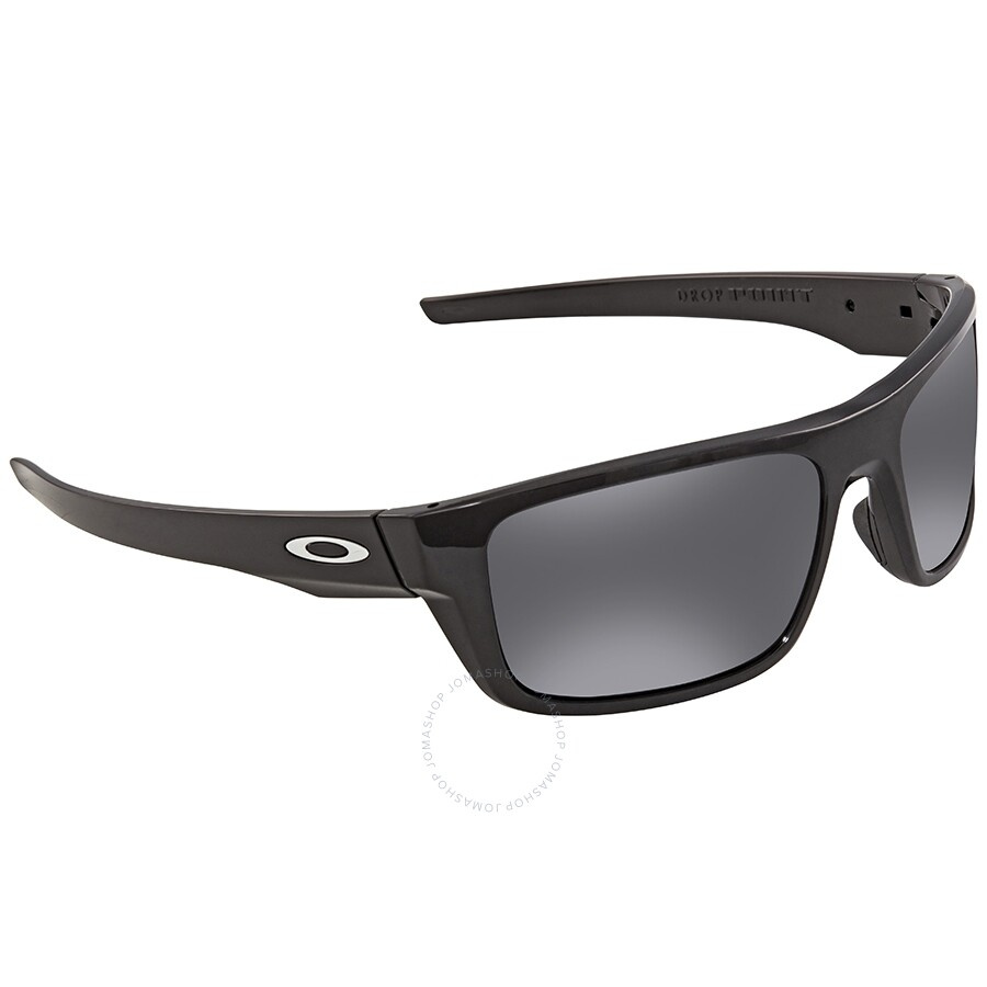 Oakley Drop Point >> Oakley Drop Point Black Iridium Rectangular Men S Sunglasses Oo9367