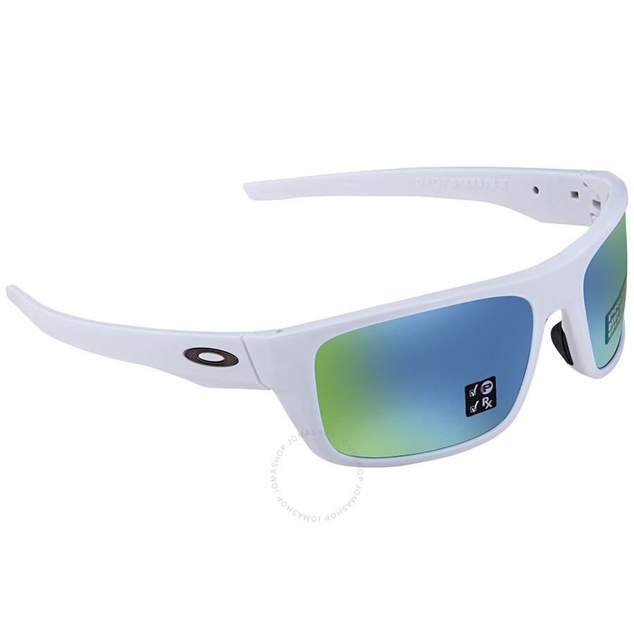 Oakley Drop Point >> Oakley Drop Point Prizm Deep Water Polarized Rectangular Men S
