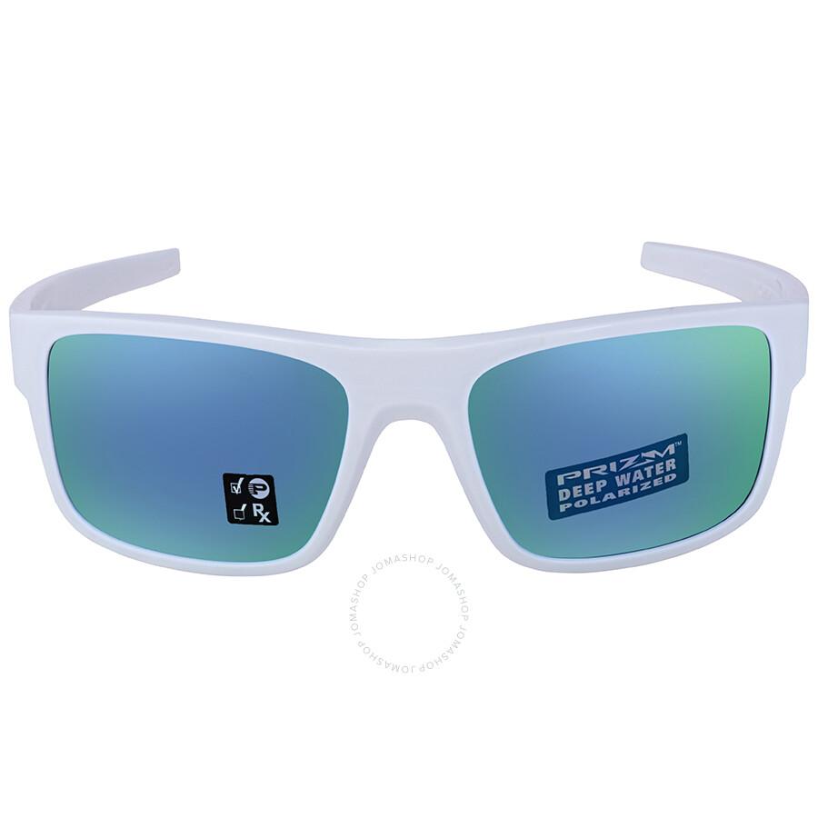 eb82267cd2993 ... Oakley Drop Point Prizm Deep Water Polarized Rectangular Men s Sunglasses  OO9367 936714 60 ...