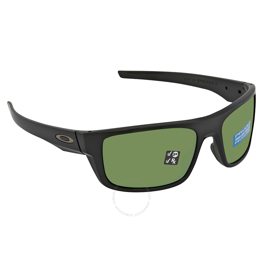 Oakley Drop Point >> Oakley Drop Point Prizm Shallow Water Rectangular Men S Sunglasses