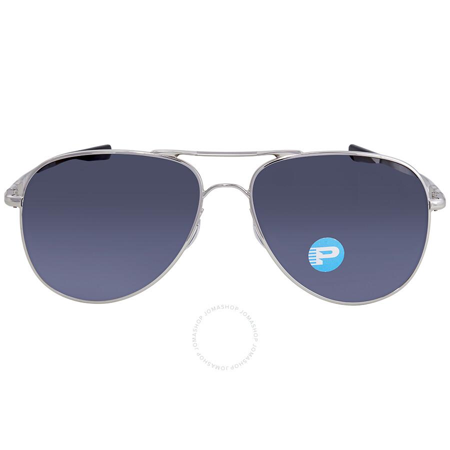 587f007581 ... Oakley Elmont Grey Gradient Aviator Sunglasses OO4119-411902-58 ...