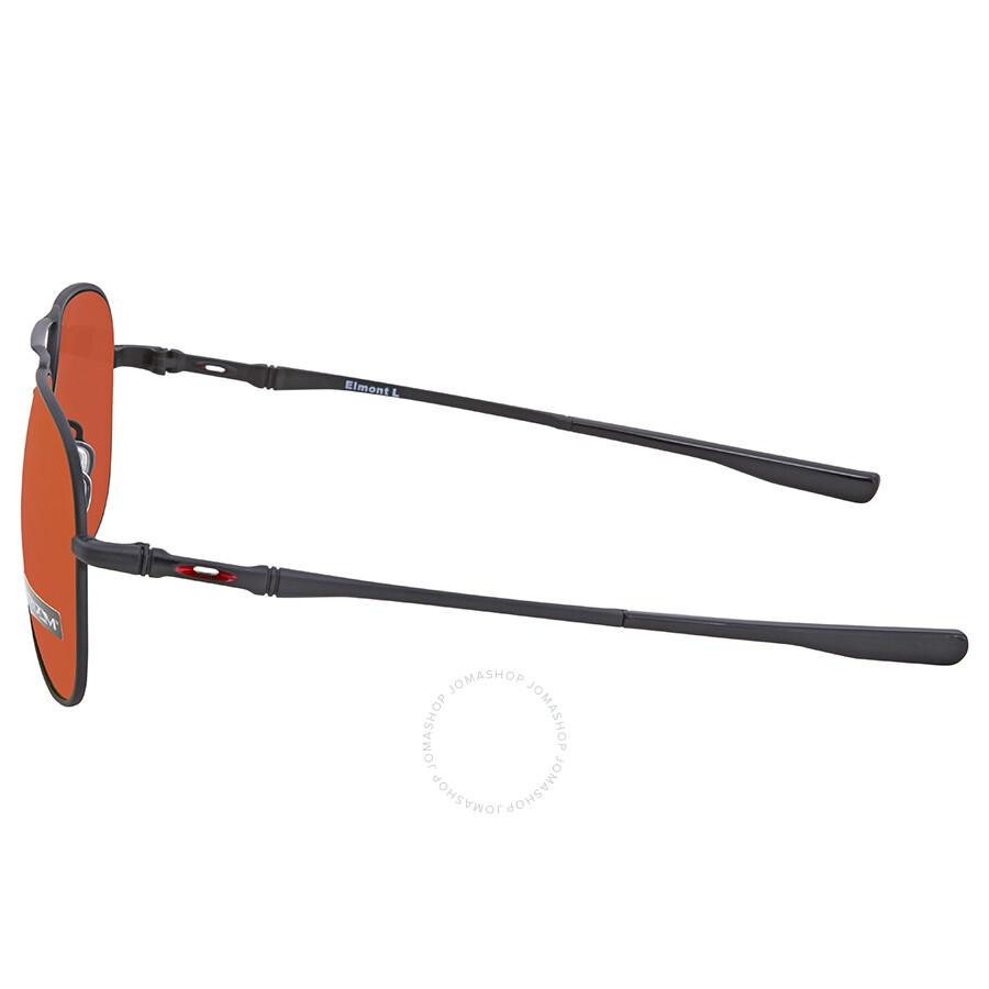 3acbceee94 Oakley Elmont Prizm Ruby Aviator Sunglasses OO4119 411913 60 ...
