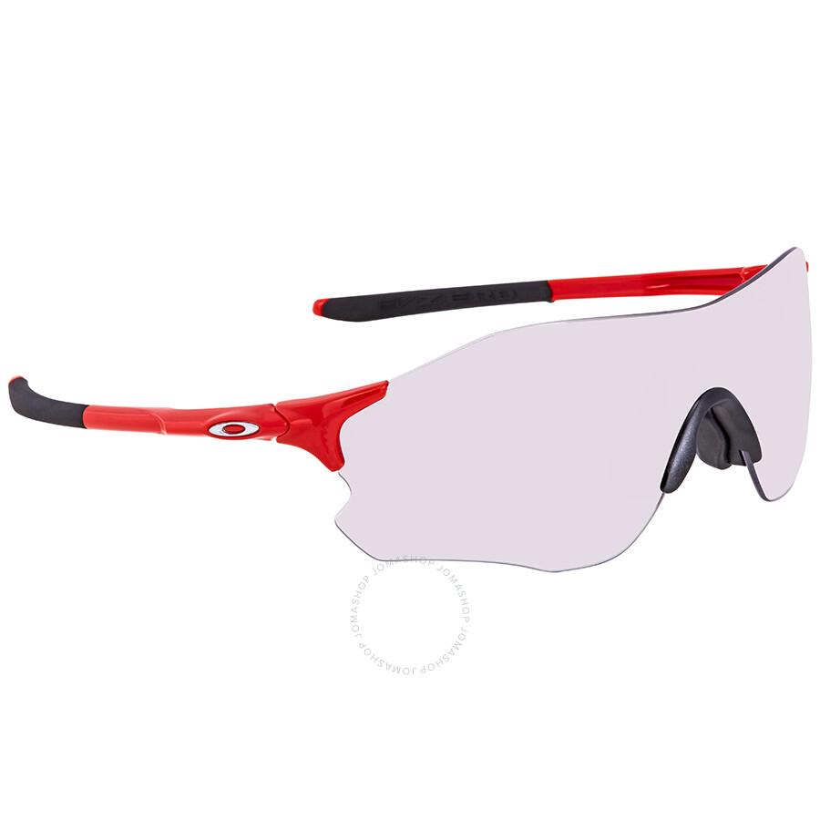 884688ba6ac Oakley EVPath Zero Clear Black Iridium Photochromic Activated Sport Men s  Sunglasses 0OO9313 931319 38 ...
