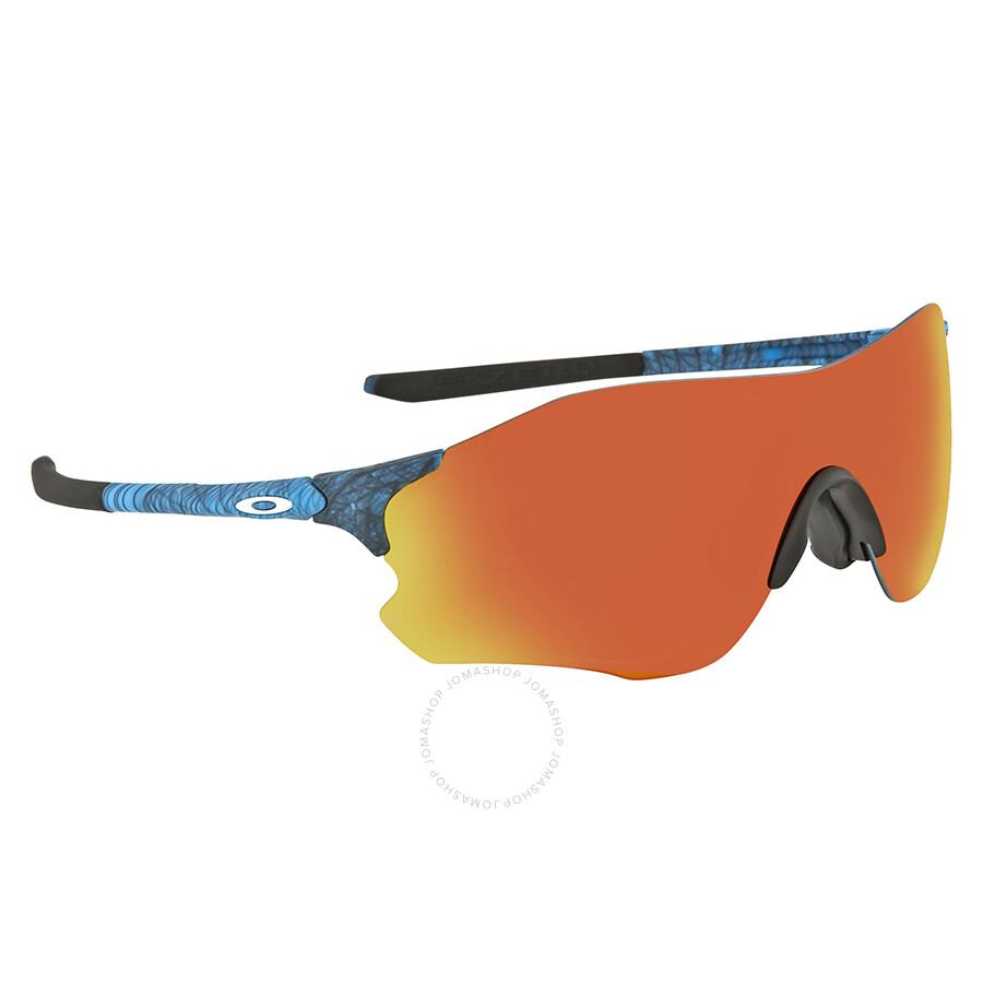 5d38c21559b24 Oakley EVZero Path® Aero Grid Collection Asia Fit Prizm Ruby Sport  Sunglasses OO9313 931318 38 ...
