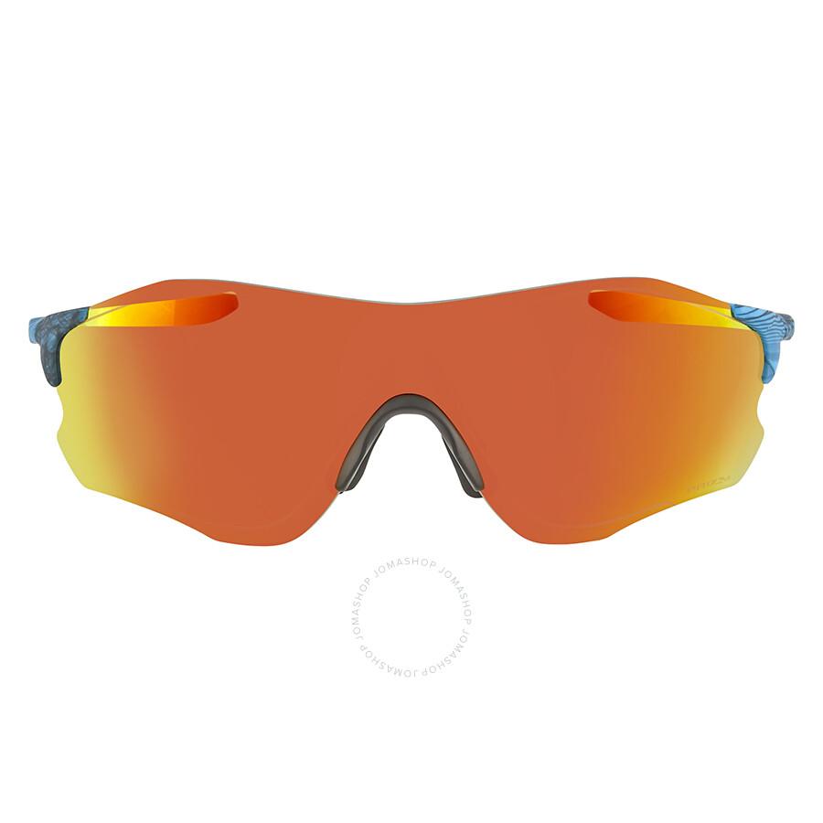 dbdf48b5b0 ... Oakley EVZero Path® Aero Grid Collection Asia Fit Prizm Ruby Sport  Sunglasses OO9313 931318 38 ...