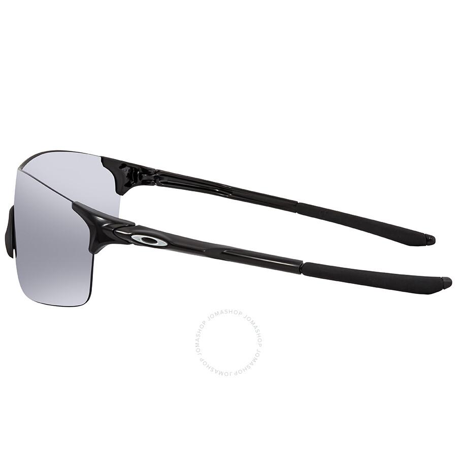 e79ab033255a ... Oakley EVZero Pitch Black Iridium Sport Men's Sunglasses OO9388-938801- 38 ...