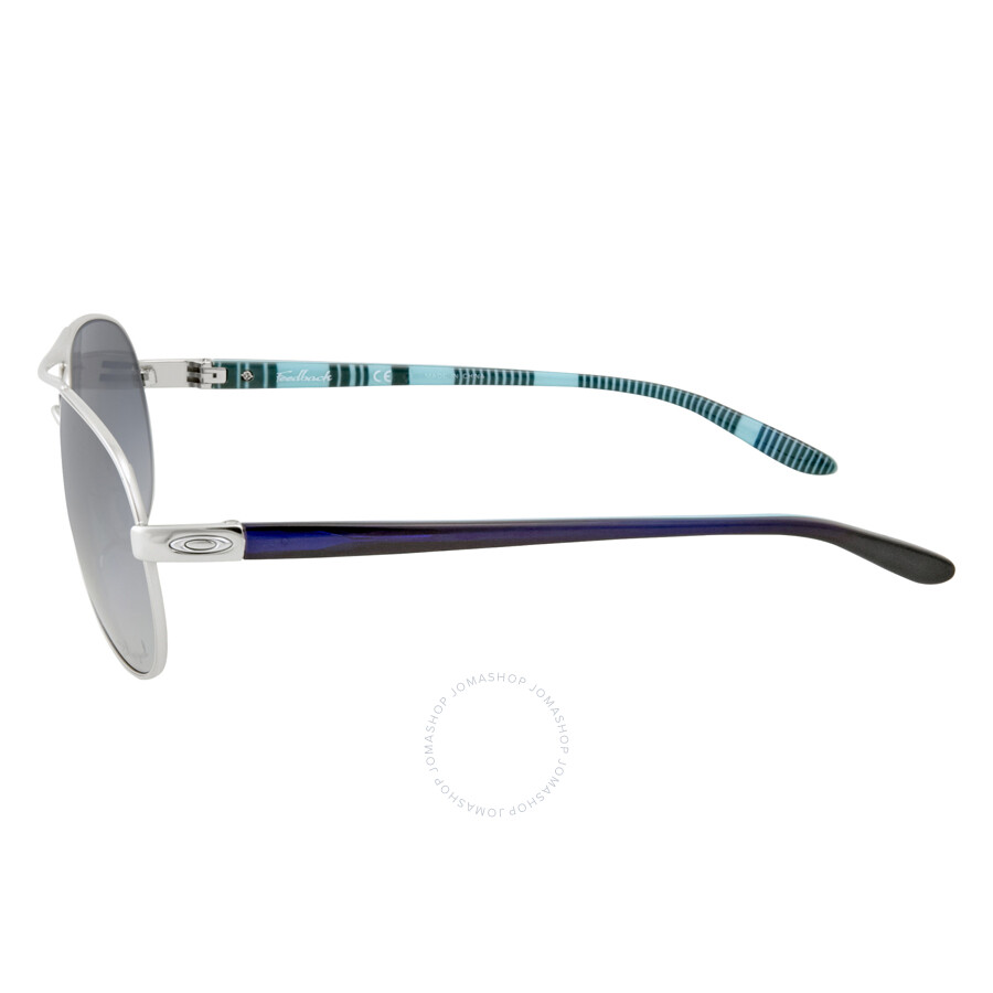 5ff888ecd5f ... Oakley Feedback Grey Gradient Polarized Sunglasses OO4079-407907-59 ...