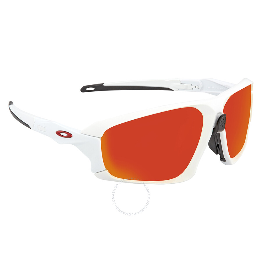 17234c873e Oakley Field Jacket Prizm Ruby Rectangular Men s Sunglasses 0OO9402 940202  64 ...