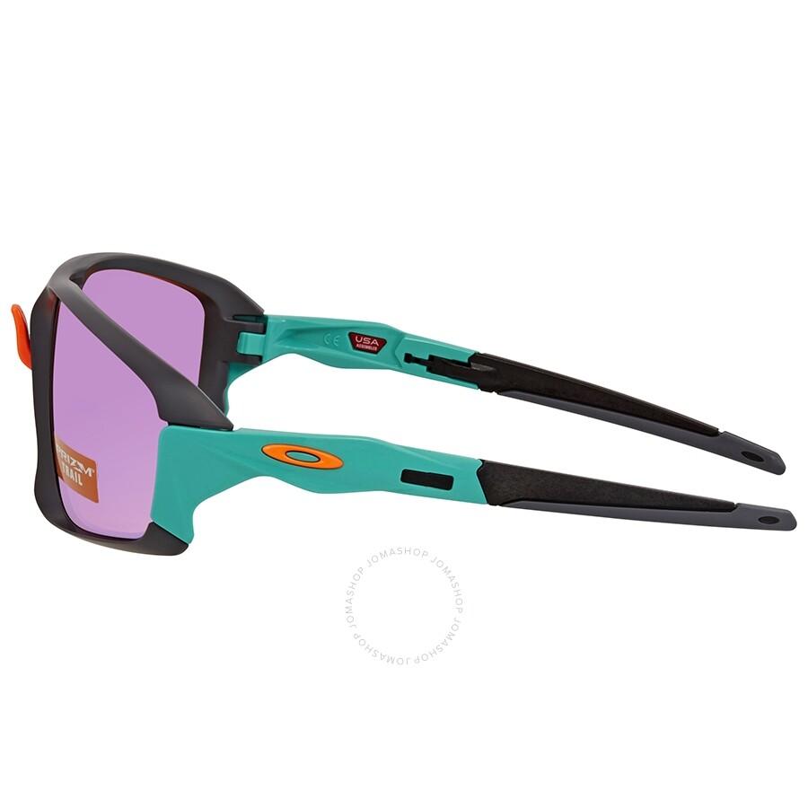 f23cdf8a8c66 Oakley Field Jacket Prizm Trail Wrap Sunglasses OO9402 940204 64 ...