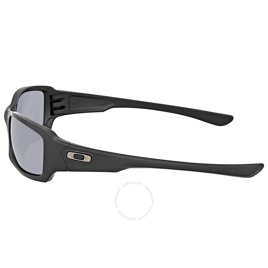 oakley fives squared grey polarized sunglasses oakley sunglasses jomashop. Black Bedroom Furniture Sets. Home Design Ideas