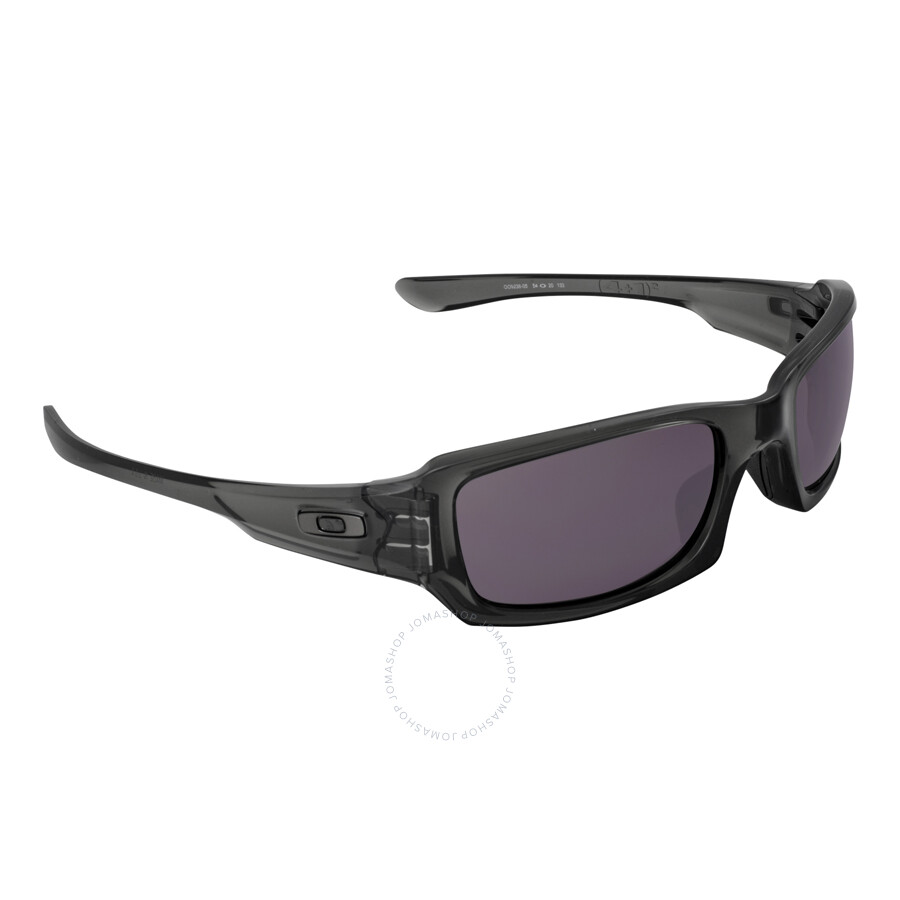 40c2bbf232cfa Oakley Fives Squared Sunglasses - Grey Smoke Warm Grey - Oakley ...