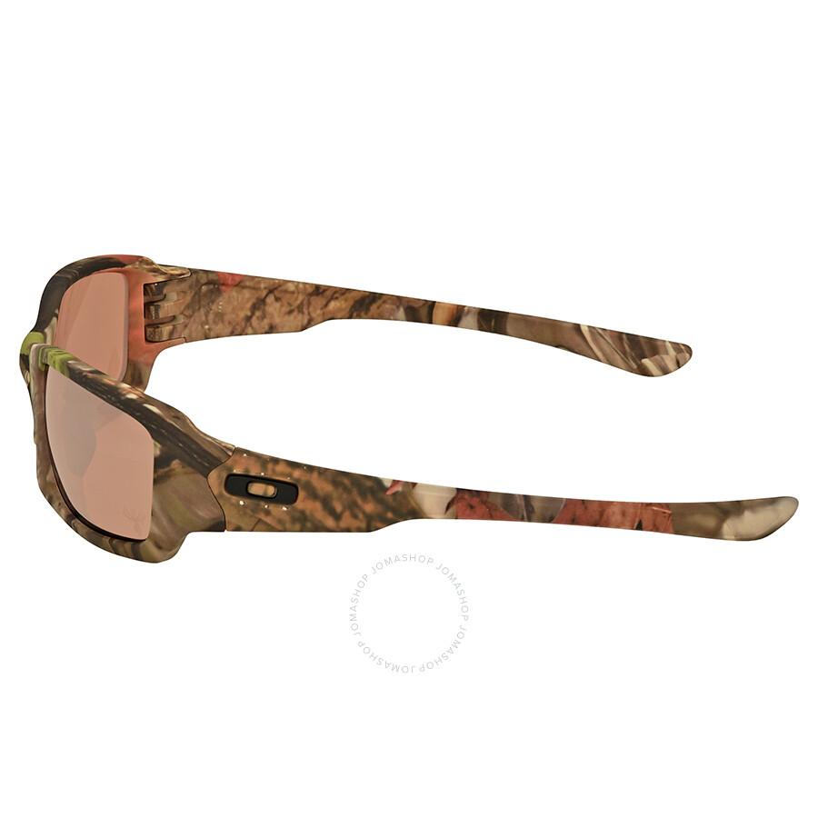 0b82577a0d Oakley Fives Squared Woodland Camo Sunglasses - Oakley - Sunglasses ...