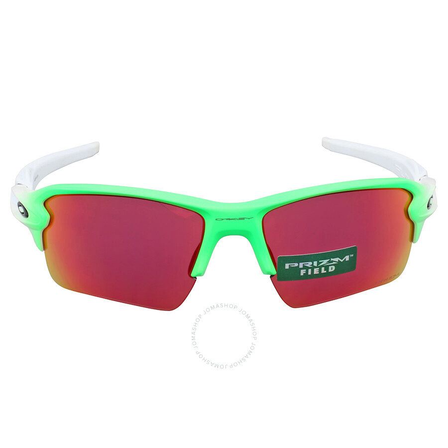 aa129a20b40 Oakley Flak 2.0 Green Fade Sunglasses - Oakley - Sunglasses - Jomashop