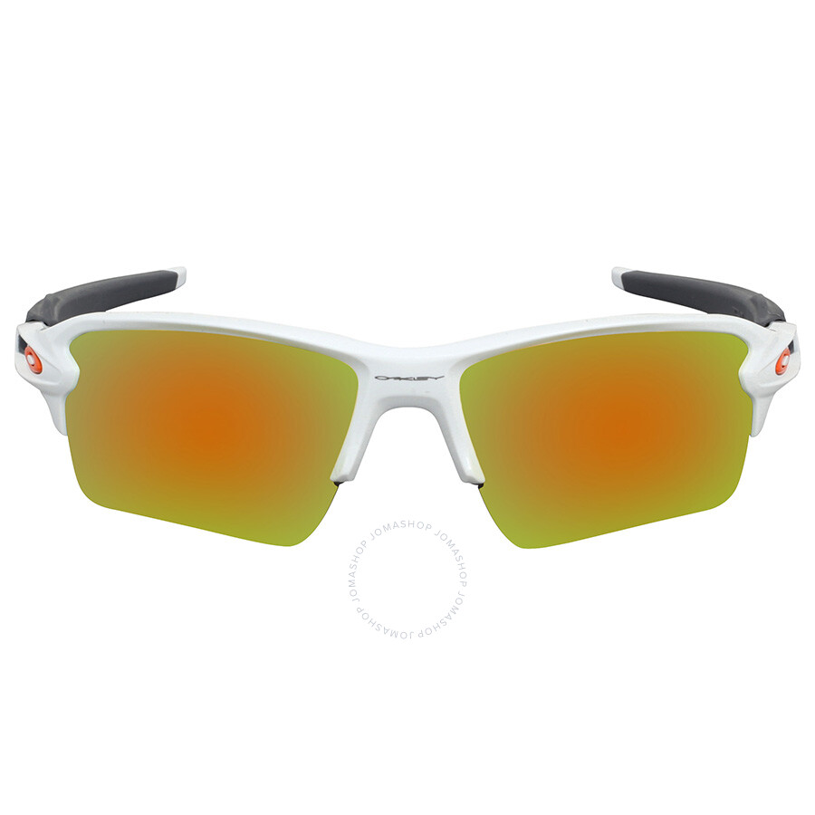 bf4396a2f1c Oakley Flak 2.0 XL Fire Iridium Sunglasses - Oakley - Sunglasses ...