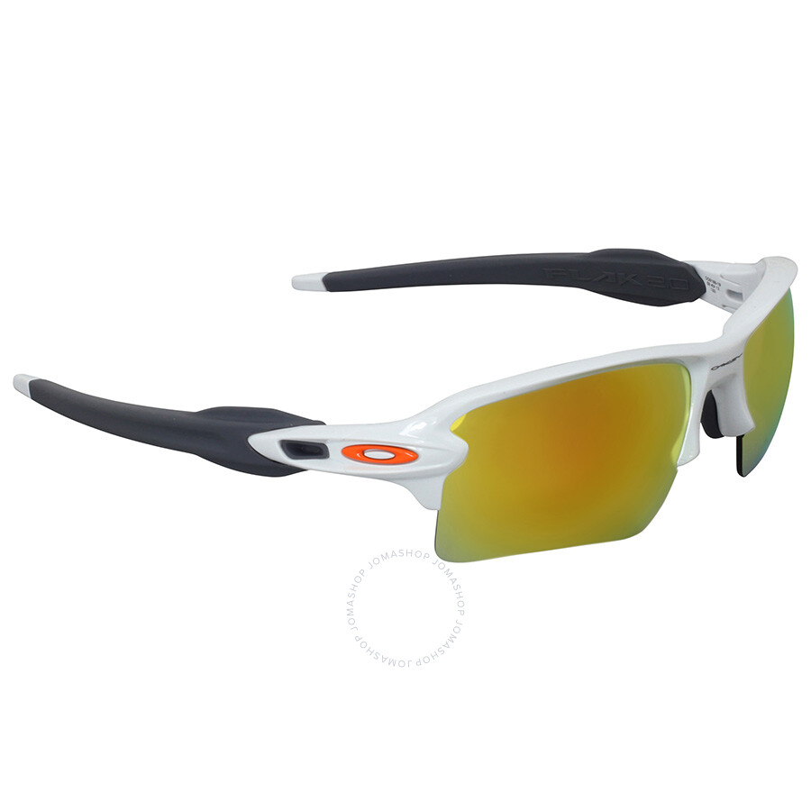 4195fb8b91 Oakley Flak 2.0 XL Fire Iridium Sunglasses - Oakley - Sunglasses ...