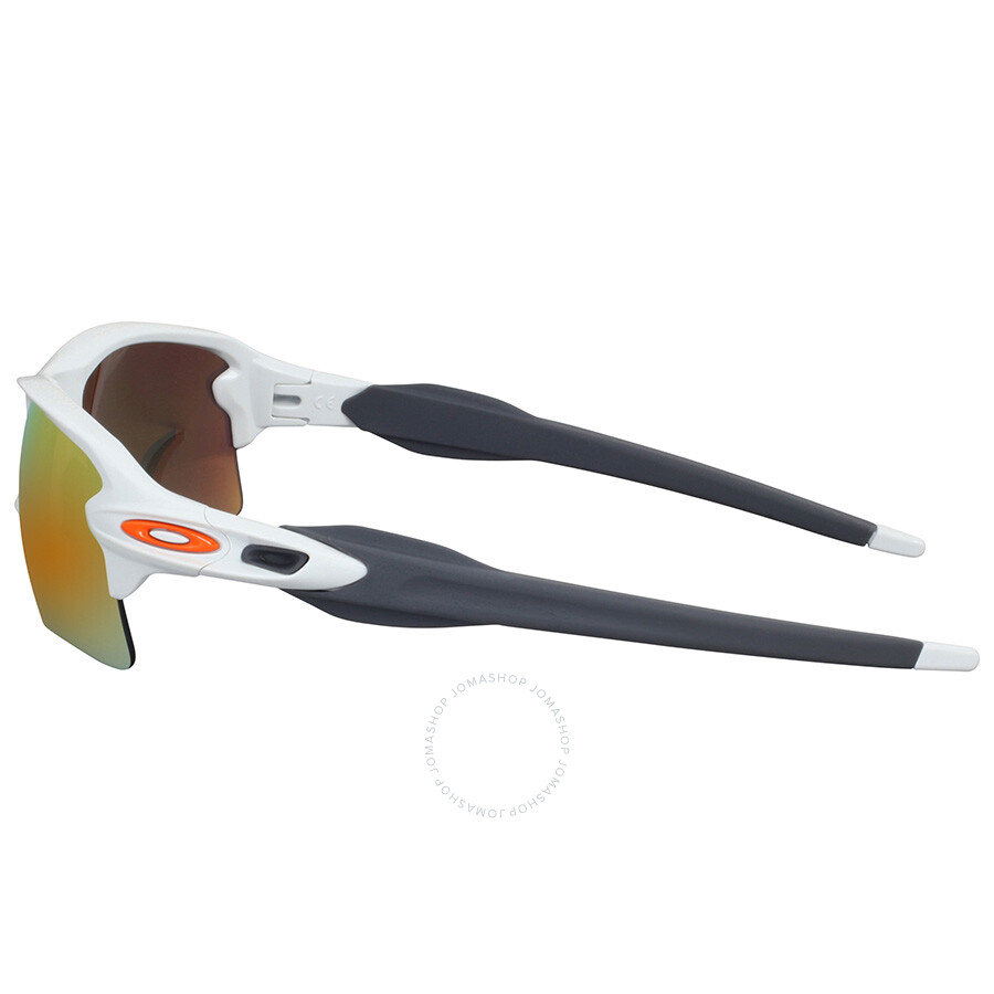 578094ce115 Oakley Flak 2.0 XL Fire Iridium Sunglasses - Oakley - Sunglasses ...