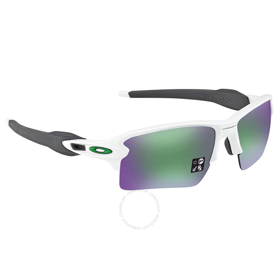 ad7e1ec70e Oakley Flak 2.0 XL Prizm Jade Rectangular Men s Sunglasses OO9188-918892-59  ...