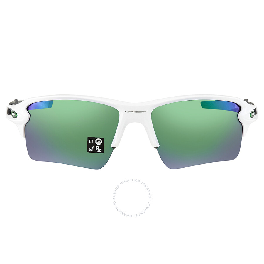 ef71f3947c ... Oakley Flak 2.0 XL Prizm Jade Rectangular Men s Sunglasses OO9188-918892-59  ...