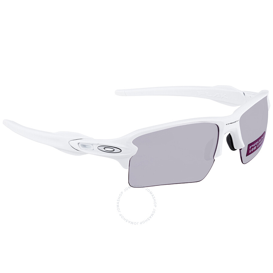 2b013c87bd Oakley Flak 2.0 XL Prizm Low Light Rectangular Men s Sunglasses OO9188  918888 59 ...