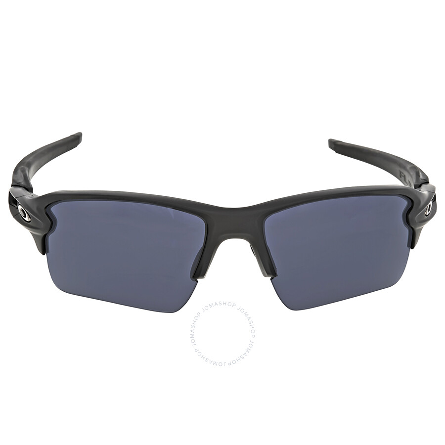 56bf74b4ed9fa Oakley Flak 2.0 XL Standard Issue Matte Black Sunglasses Item No.  OO9188-918813-59