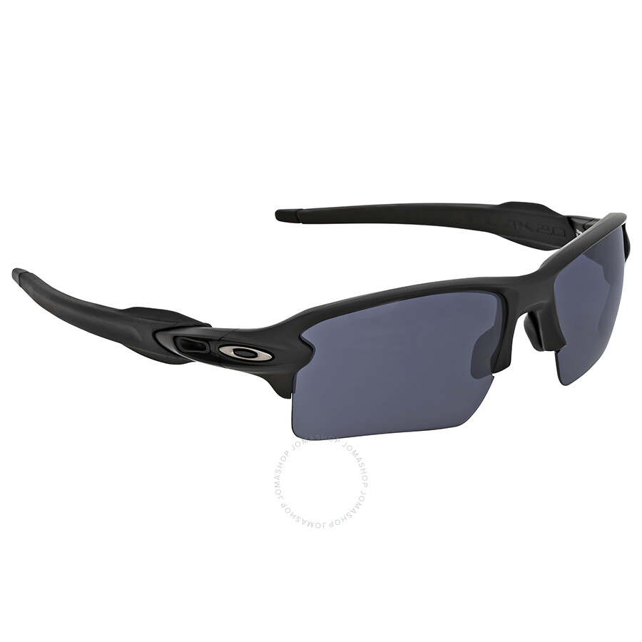 019b9f87d9e Oakley Flak 2.0 XL Standard Issue Matte Black Sunglasses - Oakley ...