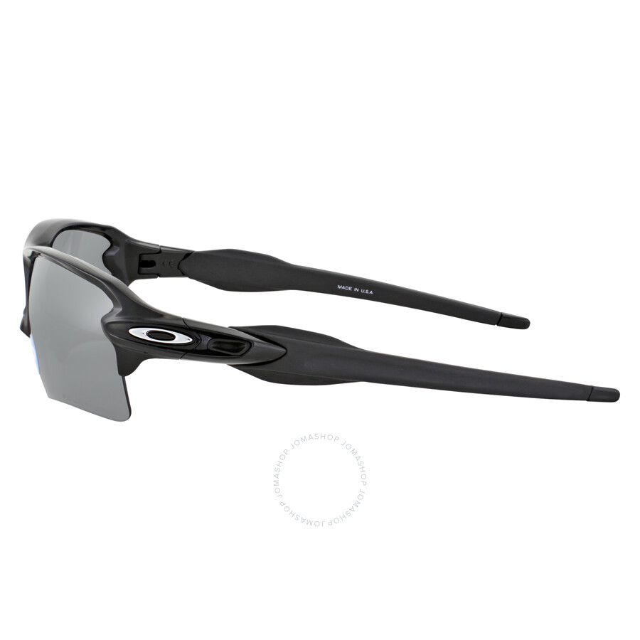 11785eac2d ... Oakley Flak 2.0 XL Sunglasses - Polished Black Black Polarized ...