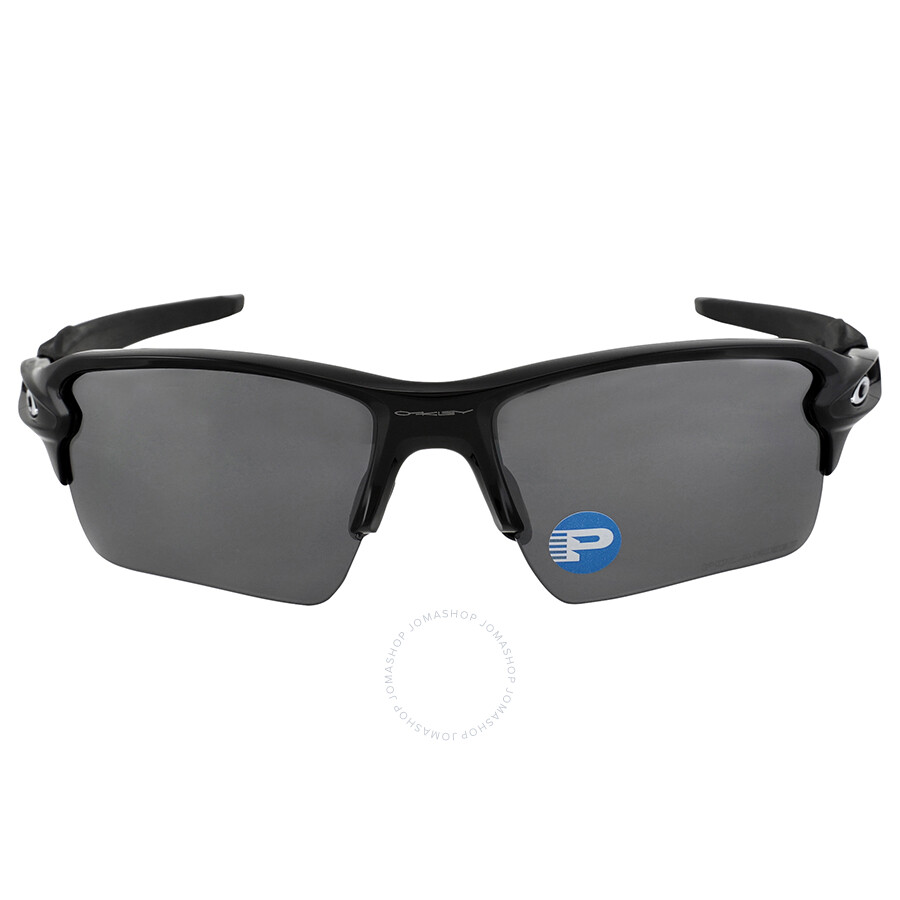 0515f18ca6 Oakley Flak 2.0 XL Sunglasses - Polished Black Black Polarized Item No.  OO9188-918808-59