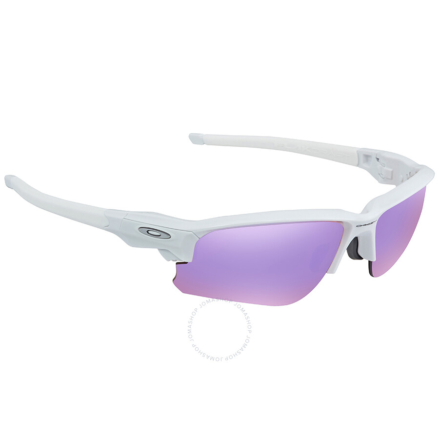 bfbee4d530d Oakley Flak Draft (Asia Fit) Prizm Golf Rectangular Men s Sunglasses  OO9373-937306- ...