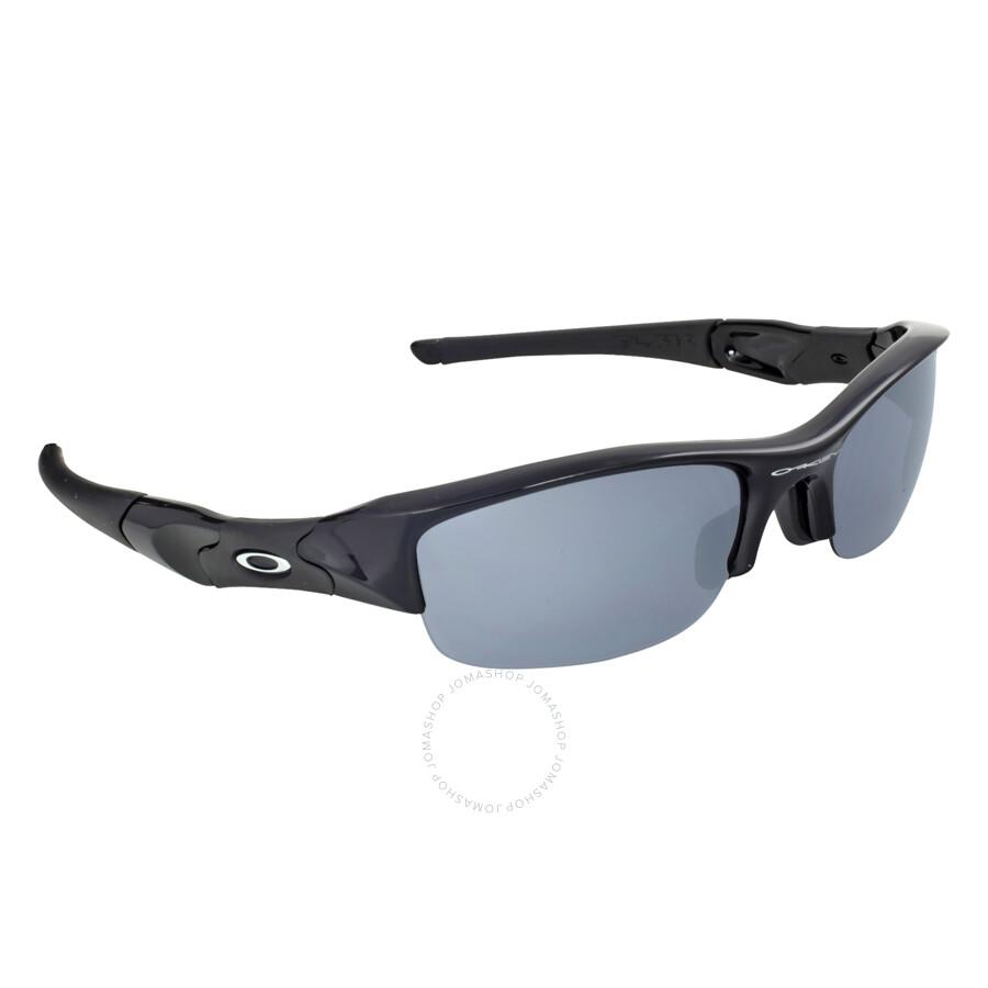 7e04849ceb Oakley Flak Jacket Sunglasses Jet Black Black Iridium « Heritage Malta