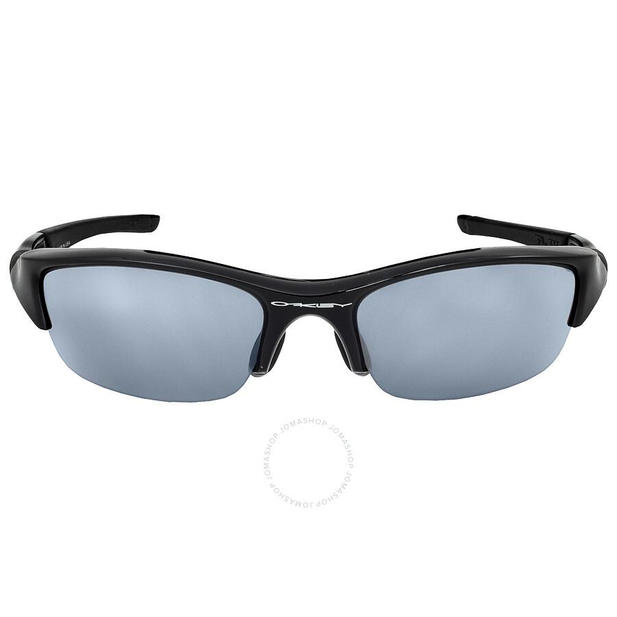 oakley flak jacket sunglasses jet  oakley flak jacket asia fit sunglasses   jet black black iridium oo9008 03881j 63_5
