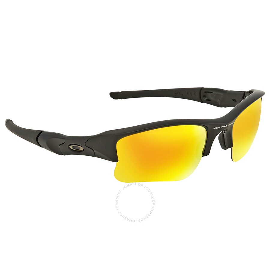 Flak Jacket Xlj >> Oakley Flak Jacket Xlj Fire Iridium Sunglasses Oakley Sunglasses