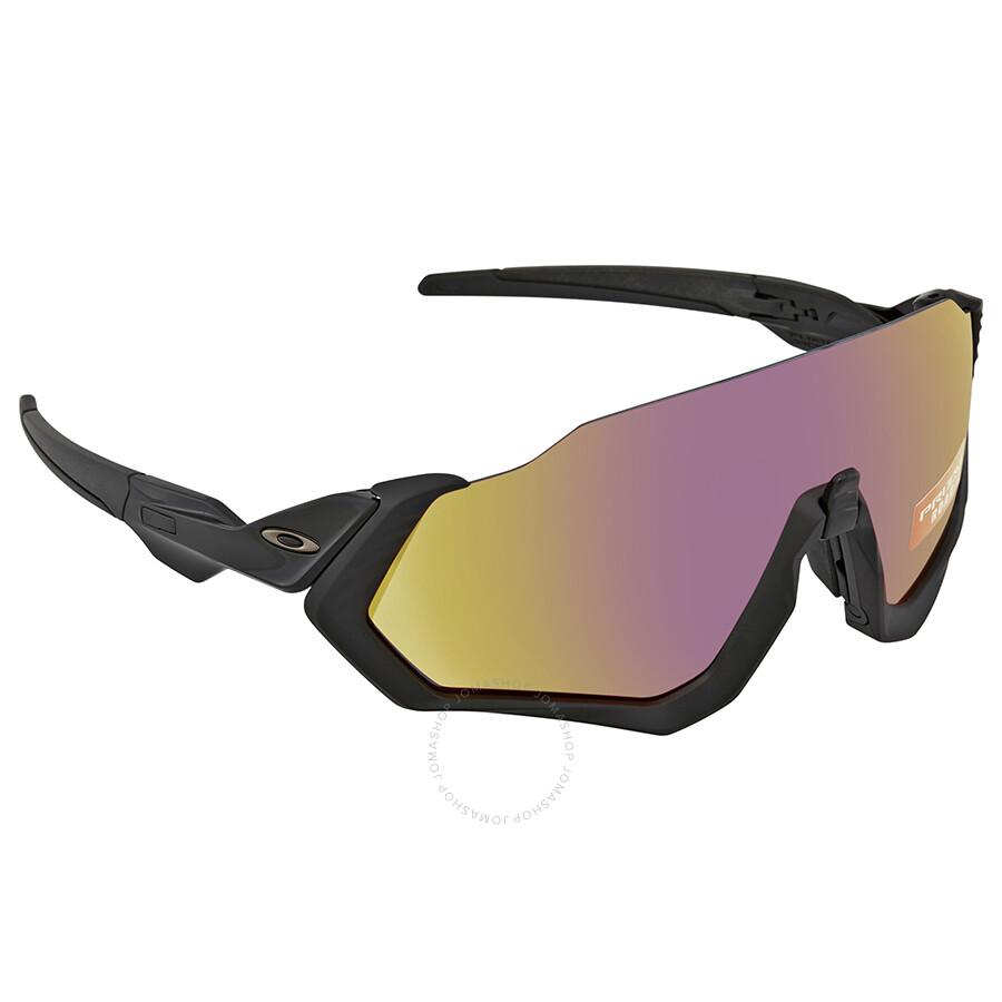 4e676e93c Oakley Flight Jacket Prizm Road Sport Men's Sunglasses OO9401 940101 37