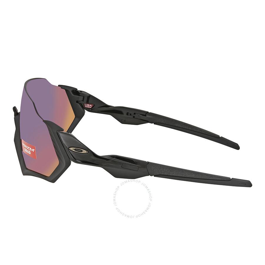 18ff2a662ebb1 Oakley Flight Jacket Prizm Road Sport Men s Sunglasses OO9401 940101 ...