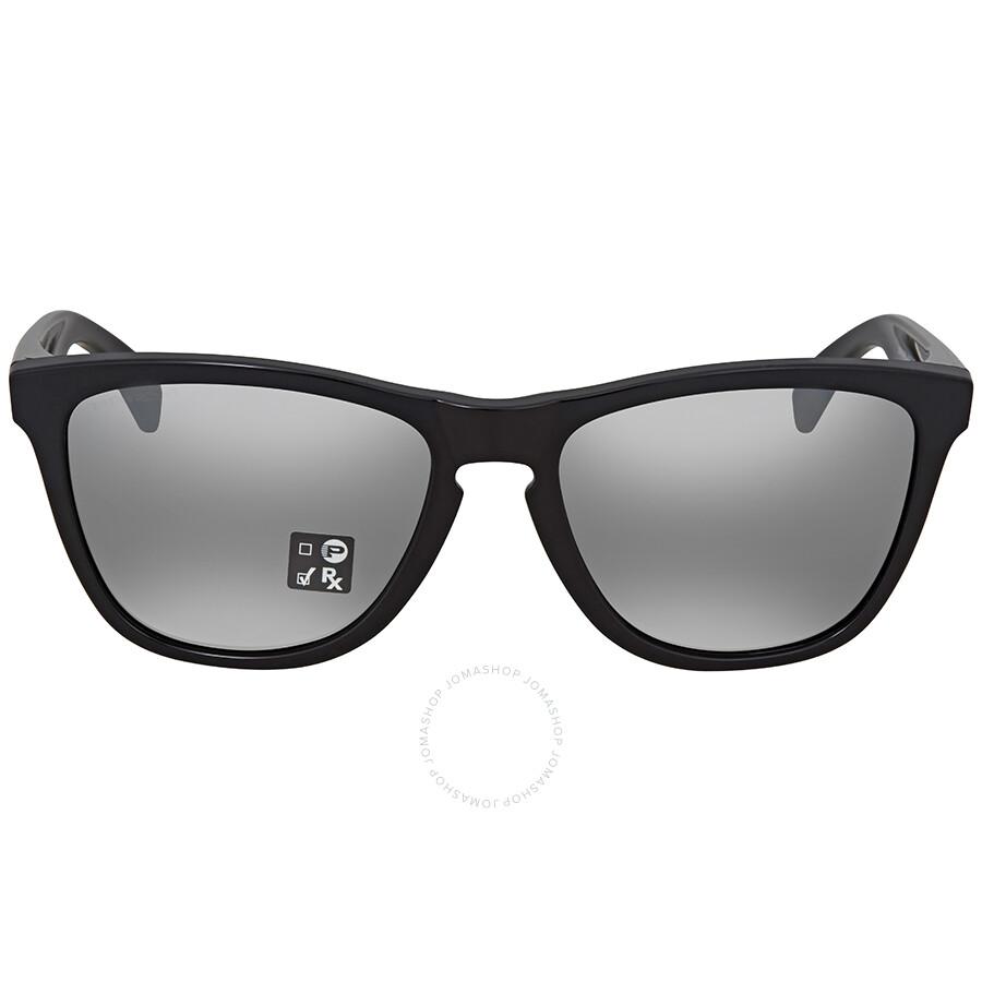 027609625eeab ... Oakley Frogskins Black Prizm Square Men s Sunglasses OO9013-9013C4-55  ...