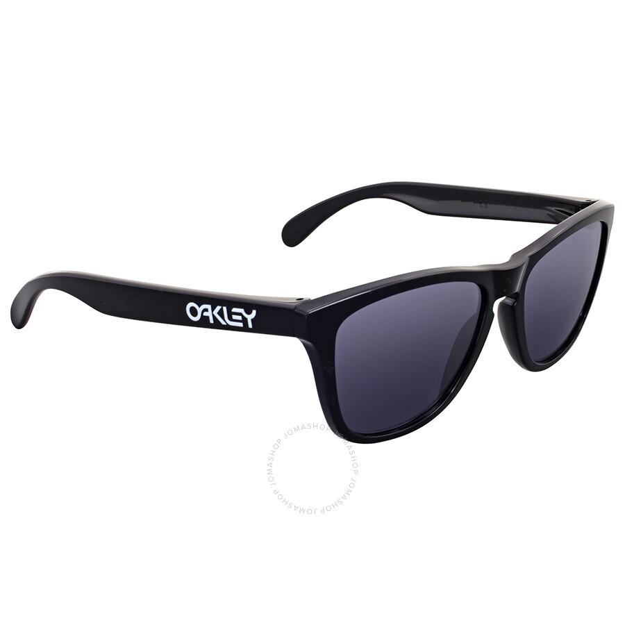 52658f2be8422 Oakley Frogskins Black Sunglasses Oakley Frogskins Black Sunglasses ...