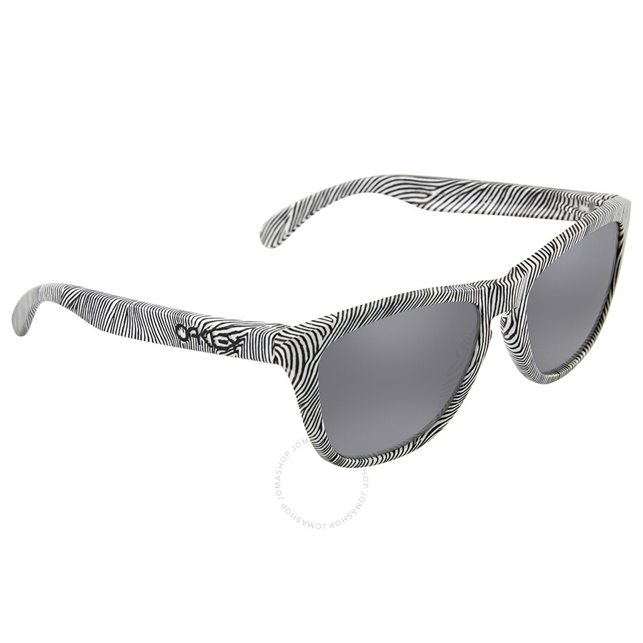 dab12261d949a Oakley Frogskins Fingerprint White Fingerprint Sunglasses - Oakley ...